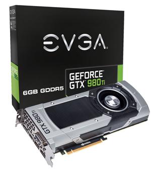 GEFORCE GTX 980TI