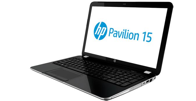 hp pavilion 15 001