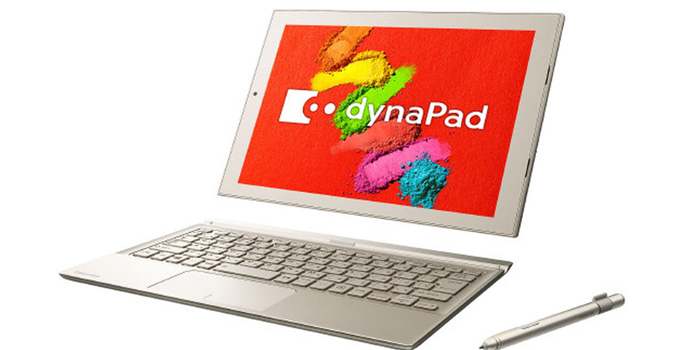 Toshiba DynaPad 1