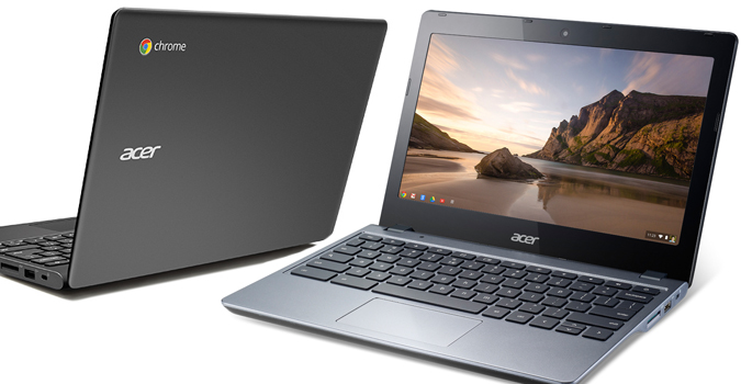 Chromebookul Acer C720