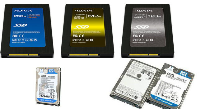 Hard Drive -SSD
