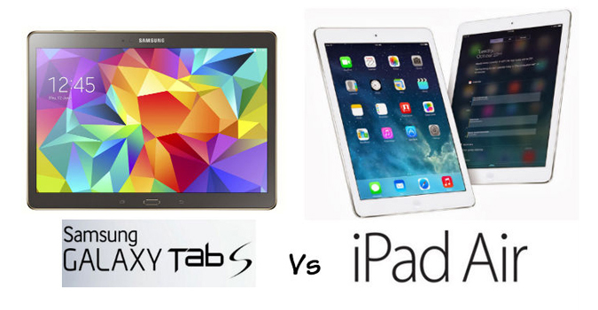 samsung vs ipad