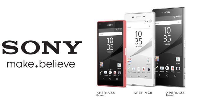 sony Xperia Z5 imag1