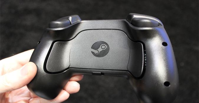 steam link Valve