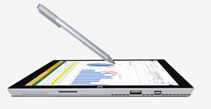 tableta surface pro 4