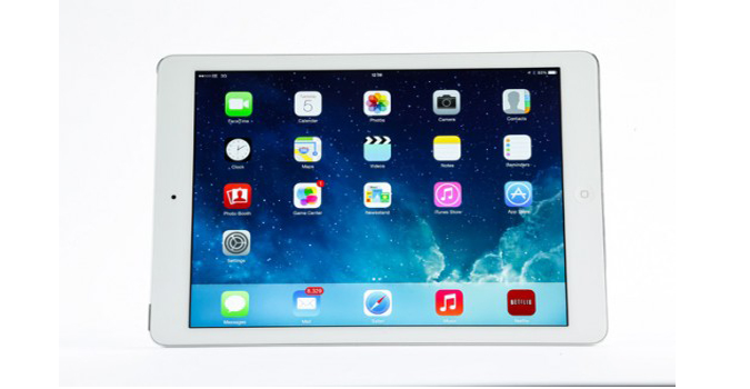 tableta ipad air de la apple
