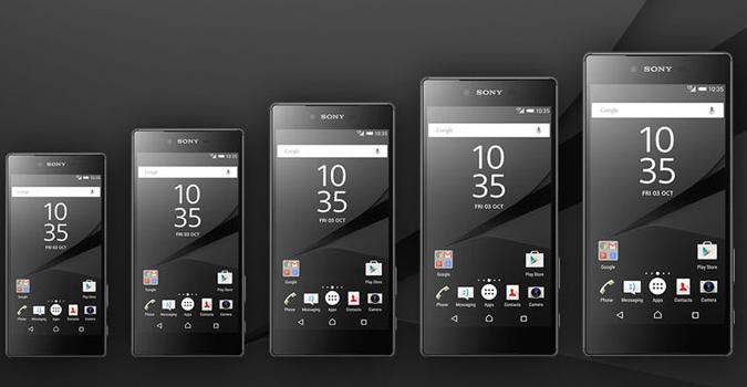 tableta sony xperia z6