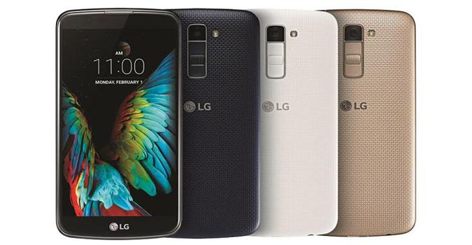 telefon Lg K10