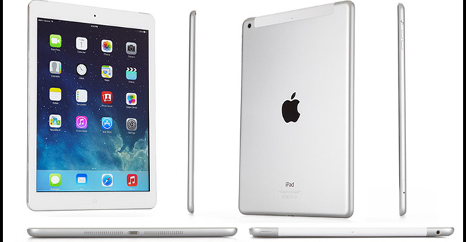 apple ipad air design