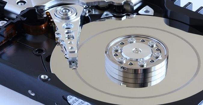 hard disk corupt