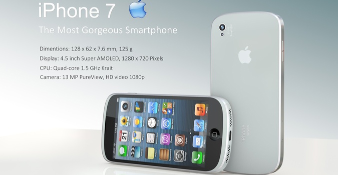 iphone 7 de la apple