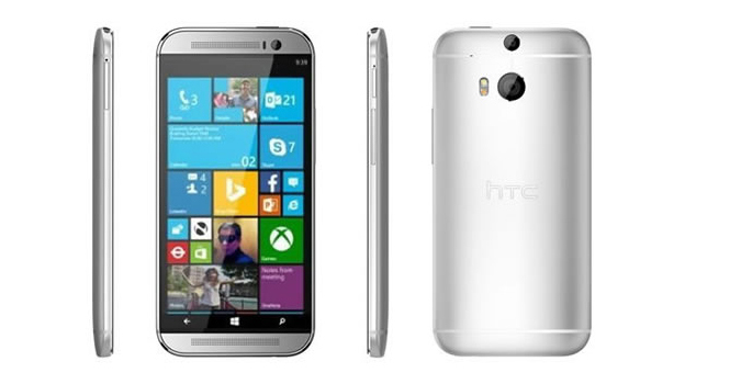 smartphone htc one m8