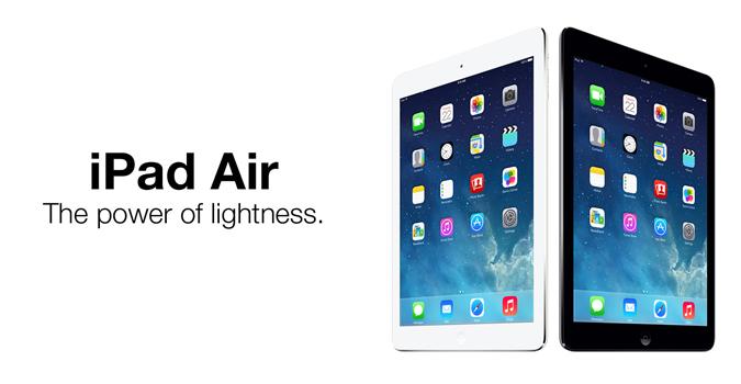 tableta iPad air
